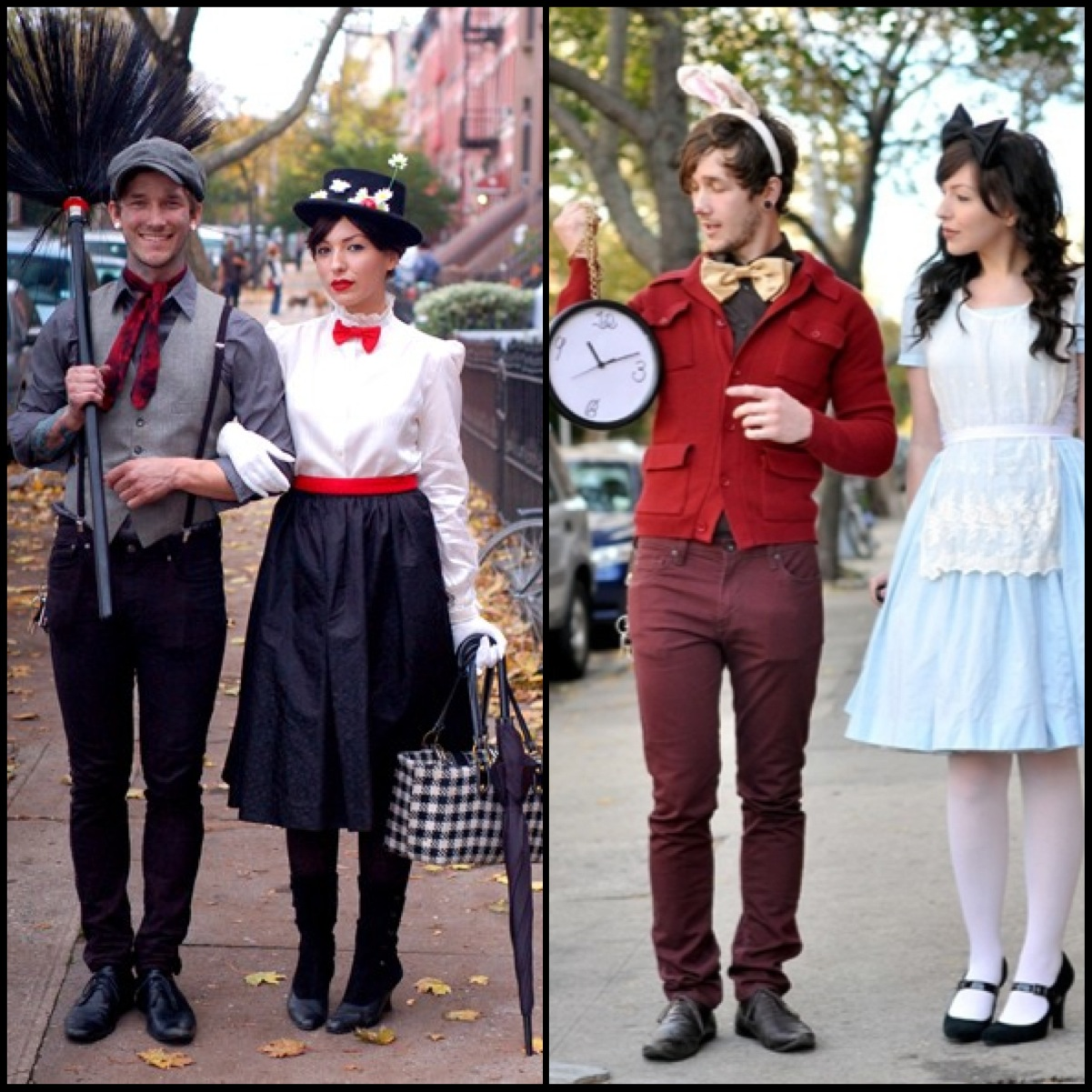 Mary Poppins Couples Costume One Mary Poppins Couples