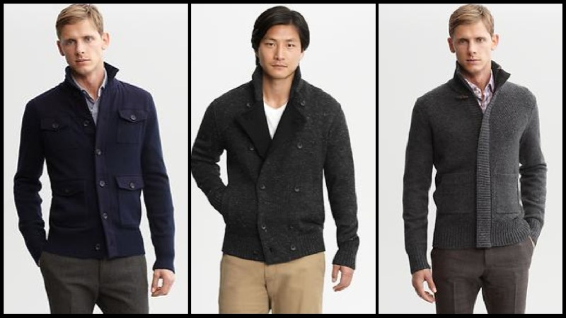 Men'Spiration: Sweaters | Scatter-Brain-Bits-n-Bobs
